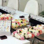 گل آرایی با گل طبیعی