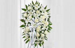 مفهوم گل های مخصوص مراسم ختم