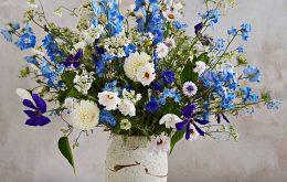 نکاتی در رابطه با گل آرایی گلدان