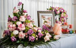 آموزش گل آرایی مراسم ختم