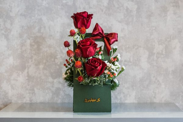 سفارش سبد گل (6)