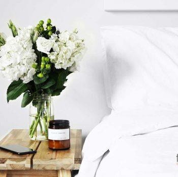 بهترین گل برای اتاق خواب