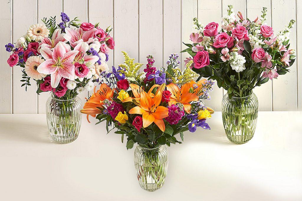 خرید گل برای بیمار