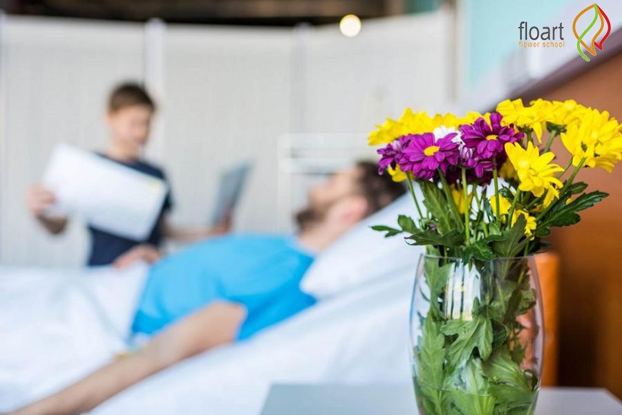 گل-برای-بیمار